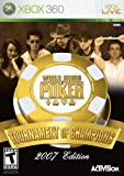 World Series of Poker Tournament of Champions 2007 Edition - Xbox 360 (2007)