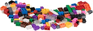 Strictly Briks Classic Bricks 156 Piece Set Building Brick Set   100% Compatible with All Major Brands   4 Different Shapes and Sizes   Tight Fit Premium Building Bricks in 12 Vibrant Colors