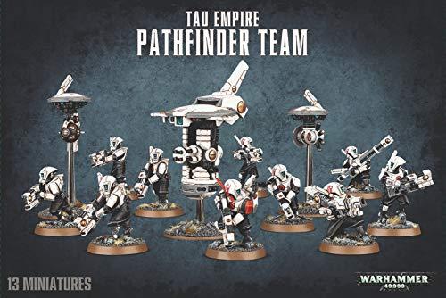 LABORATORIO DI GIOCHI 10050099 in Tau Empire Pathfinder Team-Warhammer 40 in Gioco