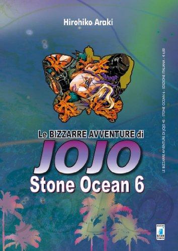 Stone Ocean. Le bizzarre avventure di Jojo (Vol. 6)