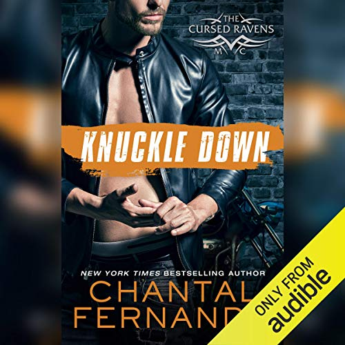 Knuckle Down audiobook cover art