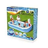 Zoom IMG-2 bestway 54122 piscina family basketball