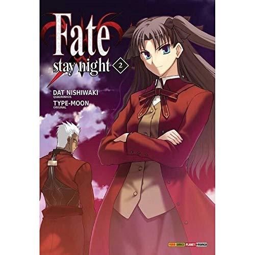 FATE STAY NIGHT 2 - PANINI