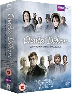 Charles Dickens 200th Anniversary Collection