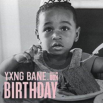 Birthday (feat. Stefflon Don)