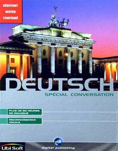Digital Publishing Deutsch conversation