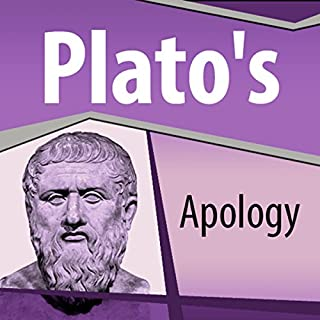 Plato's Apology cover art
