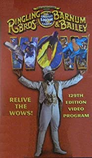 Ringling Brothers & Barnum & Bailey Circus: 129th Edition Video Program