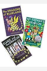 My Father's Dragon Series (Set of THREE Books: My Father's Dragon, Elmer and the Dragon, and the Dragons of Blueland) (My Father's Dragon) Paperback