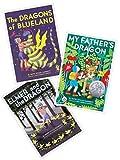 My Father's Dragon Series (Set of THREE Books: My Father's Dragon, Elmer and the Dragon, and the Dragons of Blueland) (My Father's Dragon)