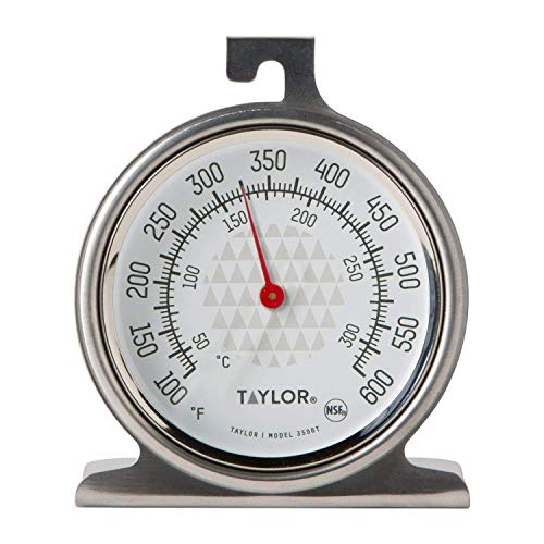 Taylor Precision Oven Dial Thermometer New 2.5\