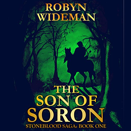 Son of Soron audiobook cover art
