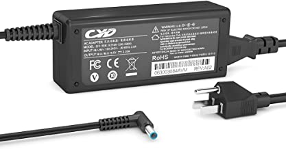 QYD 45W-Power-Supply Replacement for Laptop-Charger HP 15-BS020WM 15-AB153NR 15-BS074NR 741727-001 740015-002 HSTNN-CA40 7400015-001 740015-003 ADP-45WD B Ac Adapter,8.2ft Notebook Power Cord Cable