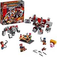 Lego Minecraft The Redstone Battle 21163 Cool Action Building Playset