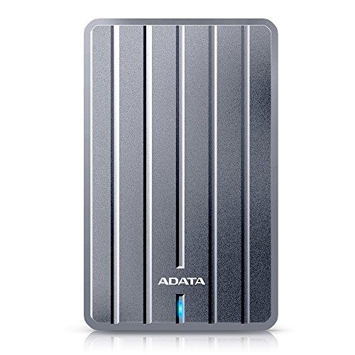 ADATA HC660 1TB USB3.1 Externe Festplatte, titanium