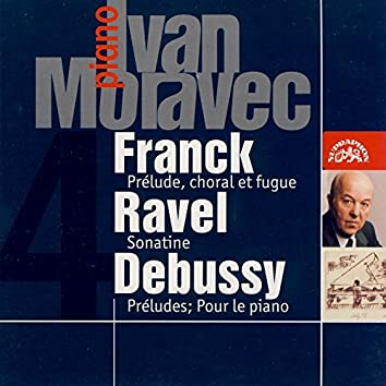 Franck, Ravel and Debussy: Piano Works