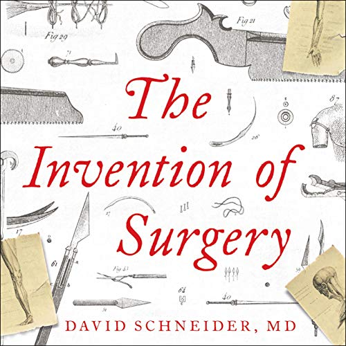 The Invention of Surgery cover art