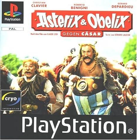 Asterix Obelix Gegen Casar Amazon De Games