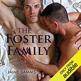 The Foster Family audiobook cover art