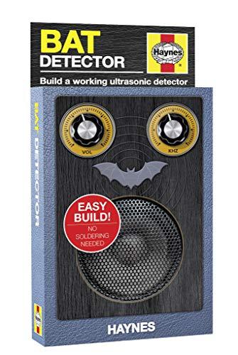 Haynes HBD2766 Detector Bat Kit, Schwarz