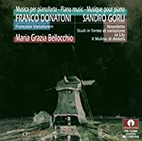 Gorli/Donatoni: Piano Music
