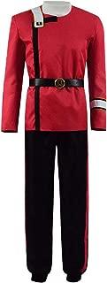 CosDaddy Khan Starfleet Costume Uniform