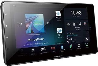 Pioneer SPH-EVO93DAB Mediacenter – 9-calowy ekran dotykowy, Wi-Fi, Alexa, sterowanie głosem, Apple CarPlay, Android Auto, ...