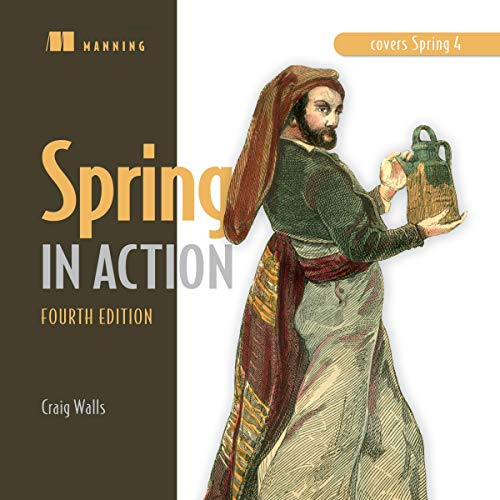 Spring in Action: Covers Spring 4 cover art