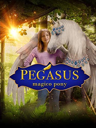 Pegasus - Magico pony