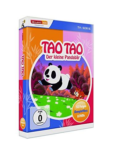 Der kleine Pandabär: Komplettbox (8 DVDs)