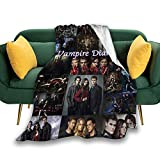ANGOGO Kids and Adults Camping Blanket Decorative Bedspread Throw Blankets All Season for Couch Sofa Bed Travel(60x50inch)