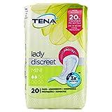 TENA Lady discreet compresas de incontinencia mini paquete 20 uds