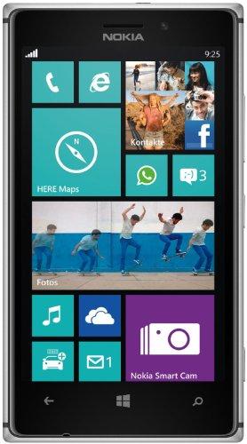 Nokia Lumia 925 Smartphone, Bianco [Italia]