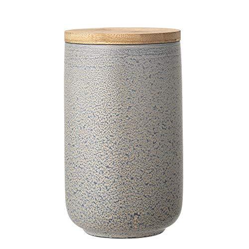 Bloomingville Dose mit Bambusdeckel Kendra
