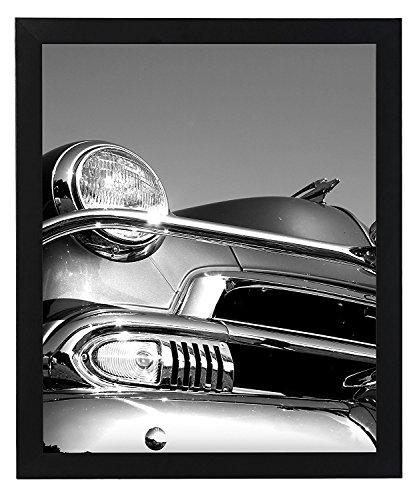 Americanflat Poster Frame, 18x24, Black
