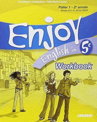 Enjoy English in 5e : Workbook