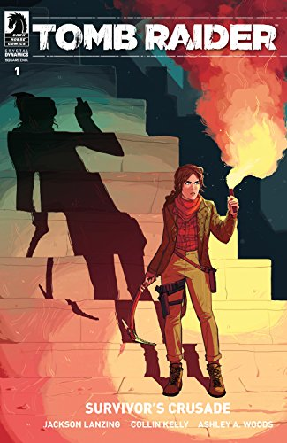 Tomb Raider: Survivor's Crusade #1 (English Edition)