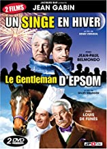 Un singe en hiver / Le gentleman d Epsom Jean Gabin  French only