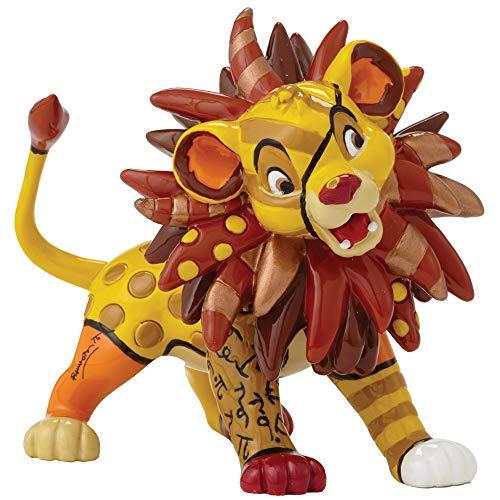 Disney Britto Mini Simba Figurine