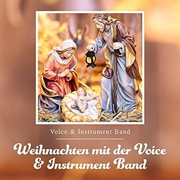 Weihnachten mit der Voice & Instrument Band