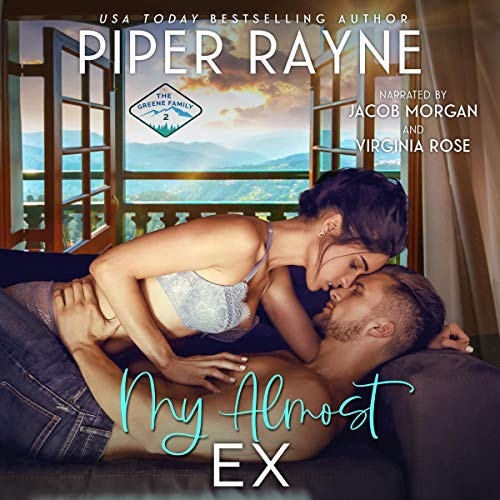 My Almost Ex Audiobook By Piper Rayne cover art