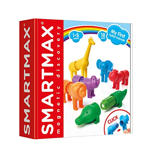 SmartMax My First Safari Animals STEM...