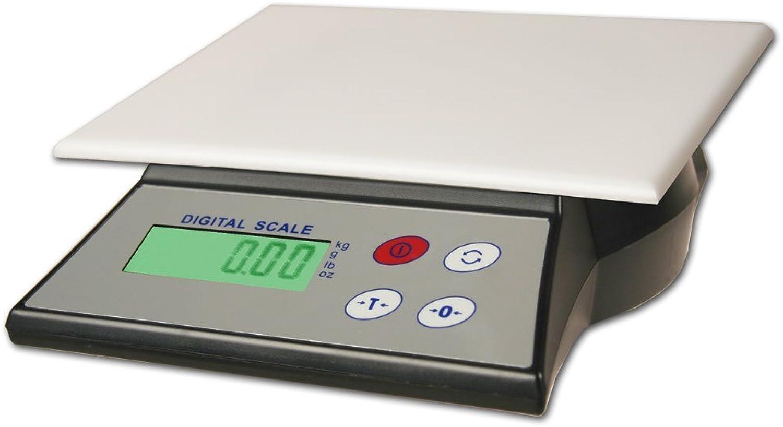 ZIEIS BigTop EZ Clean, High Precision Digital Kitchen Scale, Z3000EZ-Surge, Black