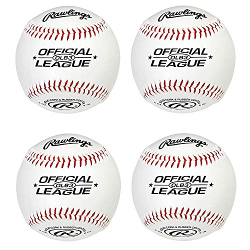 RAWLINGS OLB3BT24 - Palla da baseball Synth Rec Play