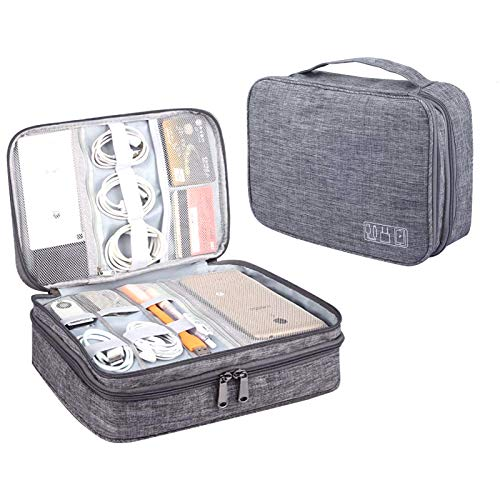 Cable Travel Organizer - Waterproof…