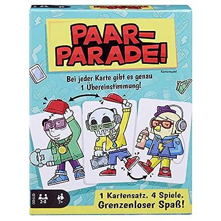 Paar-Parade