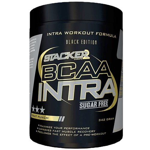 Stacker2 BCAA Intra Fruit Punch - 342 g