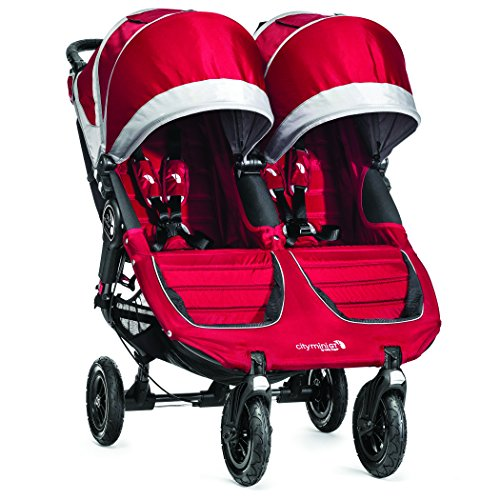 Why Should You Buy Baby Jogger 2014 City Mini GT Double Stroller, Crimson/Gray