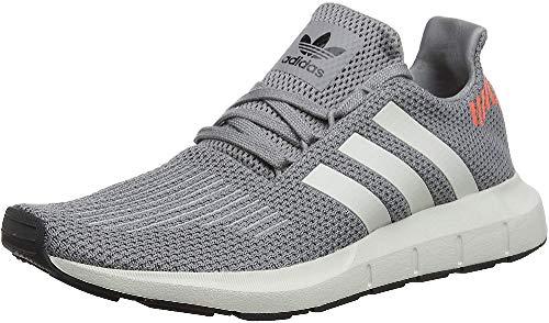 adidas Swift Run, Zapatillas Hombre, Gris (Grey/Core Black/Grey 0), 41 1/3 EU