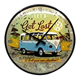 Nostalgic Art Wanduhr, Let's Get Lost